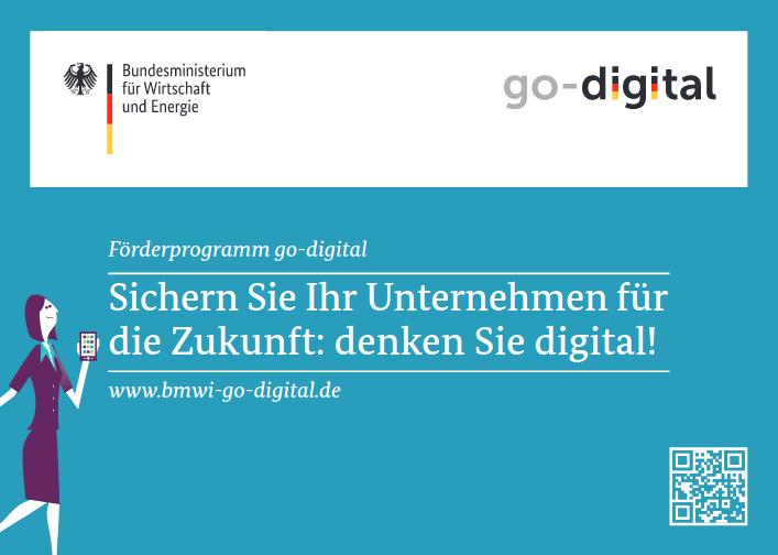 Digital Jetzt - Digitalisierung
