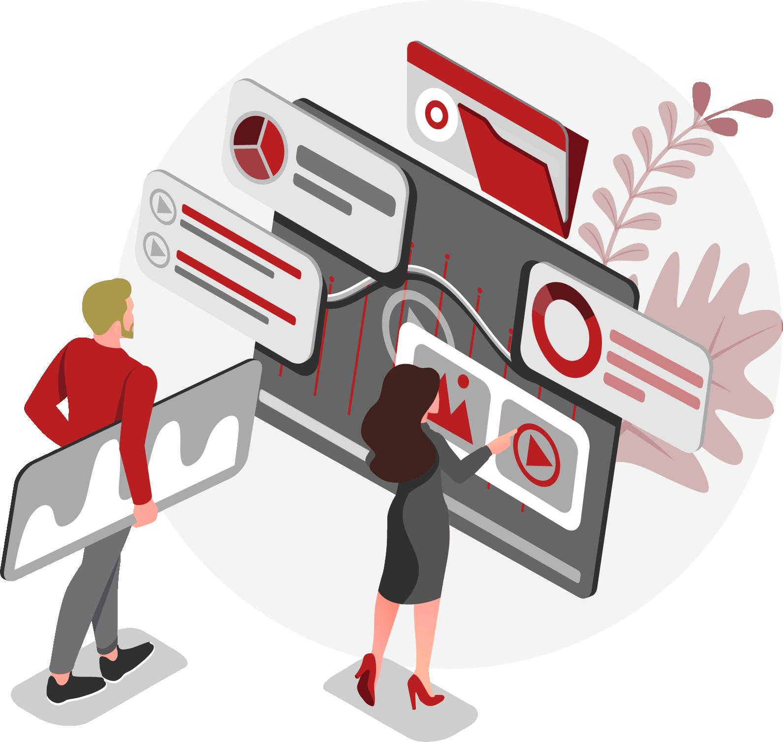 Digitalisierung in Unternehmen mit Digital Jetzt