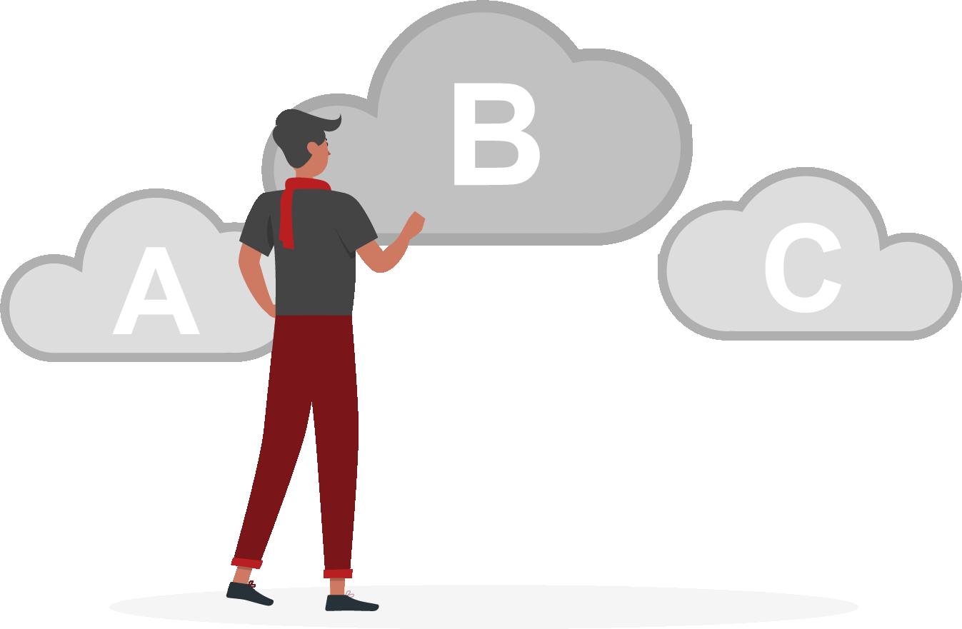 Erster Schritt: Cloud Provider wählen