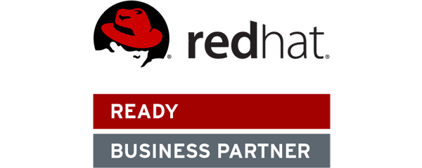 Red Hat Ready Business Partner Logo