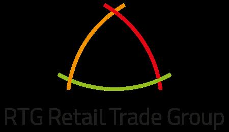 RTG Retail Trade Group Logo